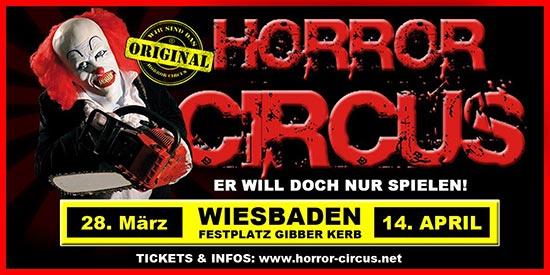 Horror Circus 2013
